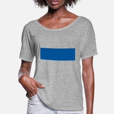 Rectangle Rectangle - T-shirt manches chauve-souris Femme