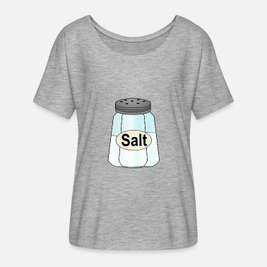 Salt Salt - Women's Batwing T-Shirt