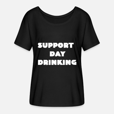 Sangria Cool Sayings Support Day Drinking Sauf sayings gifts - Women's Batwing-Sleeve T-Shirt by Bella + Canvas