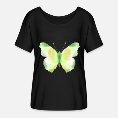 butterfly - Women's Batwing-Sleeve T-Shirt by Bella + Canvas