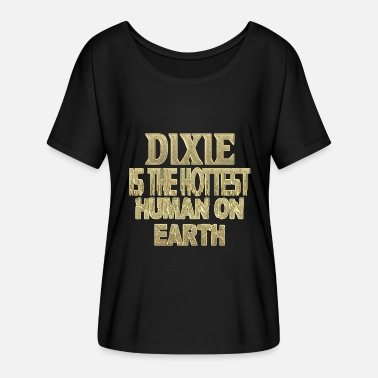 Dixi Dixie - Frauen Fledermaus T-Shirt