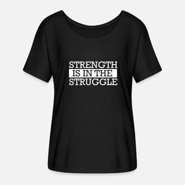 Money Motivated Strength Combat Motivational motive Fun Money Gift - Women's Batwing-Sleeve T-Shirt by Bella + Canvas
