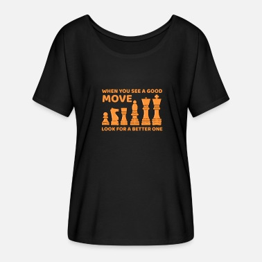 Move move - Women's Batwing T-Shirt
