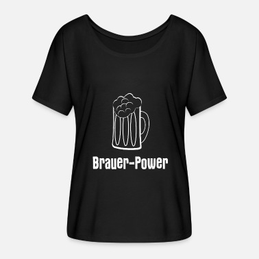 Brewers Beer brewer - Women's Batwing-Sleeve T-Shirt by Bella + Canvas
