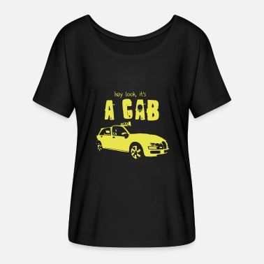 Cab cab - Women's Batwing-Sleeve T-Shirt by Bella + Canvas