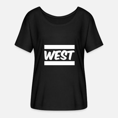 West Country west - Women's Batwing T-Shirt