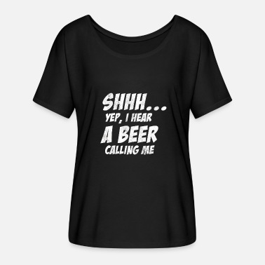 Mallorca Jokes Beer Beer Mug Malle Funny Mallorca Gift - Women's Batwing-Sleeve T-Shirt by Bella + Canvas