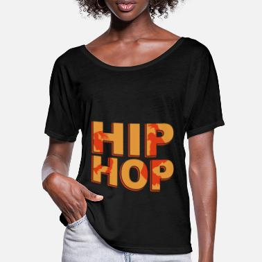 Hop hip hop - Women's Batwing T-Shirt