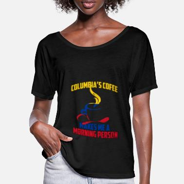 Colombia Colombia South America gift - Women's Batwing T-Shirt