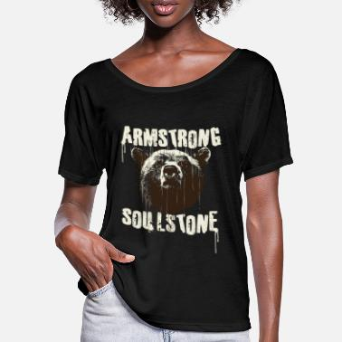 Armstrong Grizzly Armstrong Soulstone - Women's Batwing T-Shirt