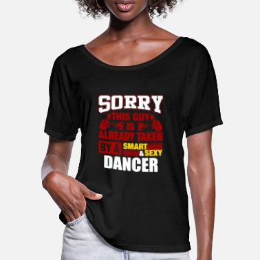 Dance Monster Dancing dancer street dance dance monster dance floor - Women's Batwing T-Shirt