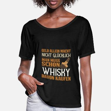Wiskey Whiskey Wiskey Alkohol - Frauen Fledermaus T-Shirt