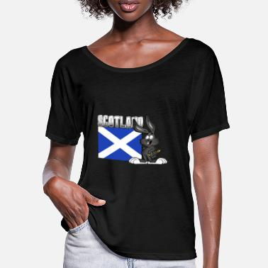Edinburgh Scotland - Women's Batwing T-Shirt