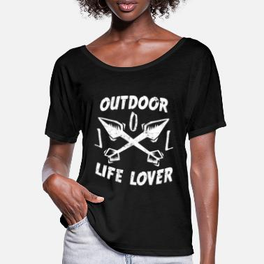 Outdoor Outdoor - Women's Batwing T-Shirt