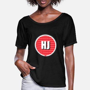 Advert Headjam Logo - Women's Batwing T-Shirt