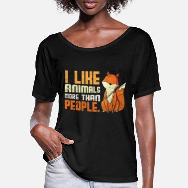 Animals Animal Animal animals Animal lovers - Women's Batwing T-Shirt