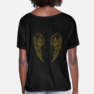 wings - Women's Batwing T-Shirt