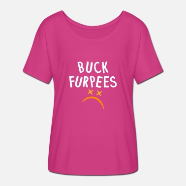 Fucking Gym Buck Furpees Fuck Burpees Freeletics Gym Gift - Women's Batwing-Sleeve T-Shirt by Bella + Canvas