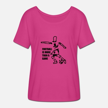 Football Game Football Football Game - Women's Batwing T-Shirt
