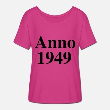 1949 1949 - Women's Batwing T-Shirt