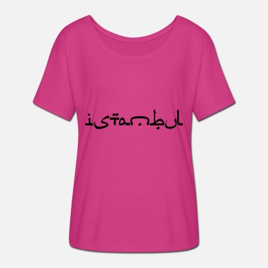 Istanbul istanbul - Women's Batwing T-Shirt