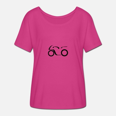 996 Motorcycle Logo - Women's Batwing T-Shirt