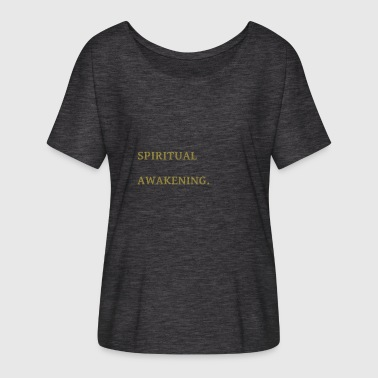 Awakening awakening - Women's Batwing-Sleeve T-Shirt by Bella + Canvas