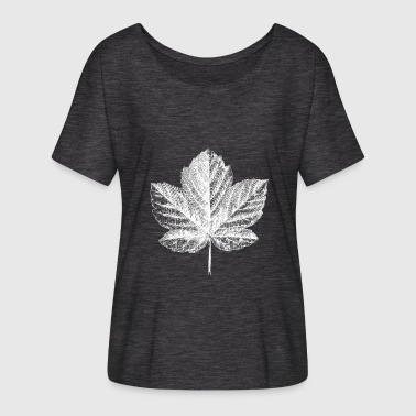 maple - Women's Batwing-Sleeve T-Shirt by Bella + Canvas