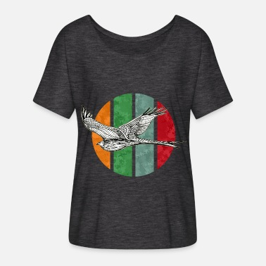 Birds Of Prey Bird of prey - Women's Batwing-Sleeve T-Shirt by Bella + Canvas