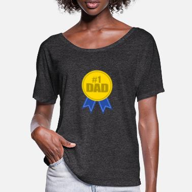 Father's Day Betser dad - Women's Batwing T-Shirt