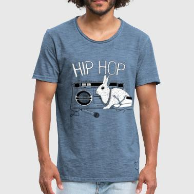 Rap HipHop - Männer Vintage T-Shirt