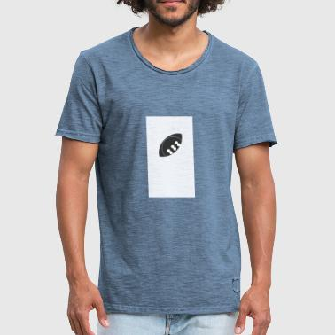 points - Mannen Vintage T-shirt