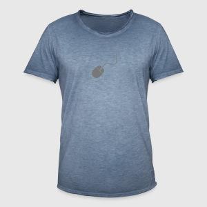 cool design maus computer kabel steuern klicken pc T-Shirts von ...