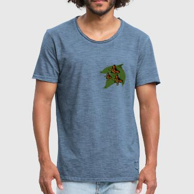 Destiny City - Monarch - Men's Vintage T-Shirt