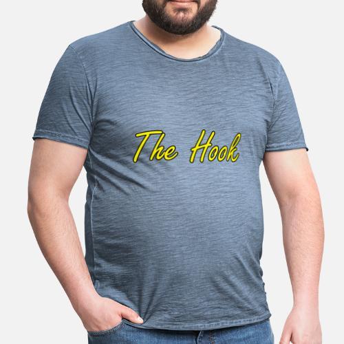 Der Haken Logo Männer Vintage T Shirt Spreadshirt