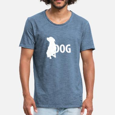 Éducation Canine canine - T-shirt vintage Homme