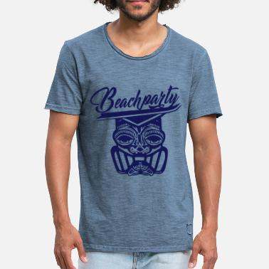Beachparty beachparty - Männer Vintage T-Shirt