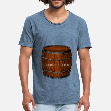 Storage beer storage - Men's Vintage T-Shirt