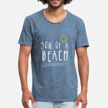 Son Of A Beach Son of a beach - Männer Vintage T-Shirt