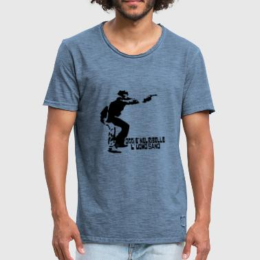 SELF - Herre vintage T-shirt