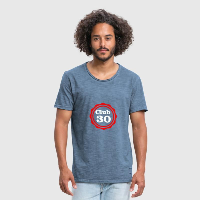 Gift 30th Birthday - Men's Vintage T-Shirt