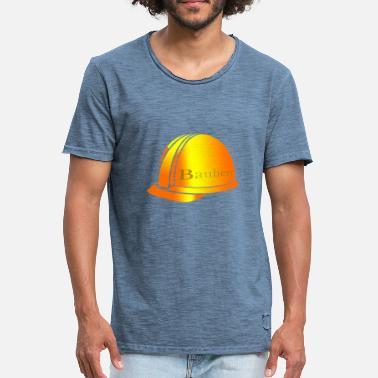 Client Client on helmet - Men's Vintage T-Shirt