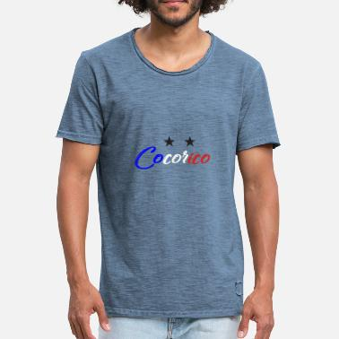 Cocorico France cocorico - T-shirt vintage Homme