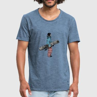 freerider - Men's Vintage T-Shirt