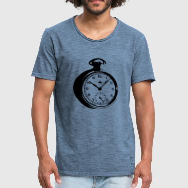 Pocket Watch Thiel pocket watch - Men's Vintage T-Shirt