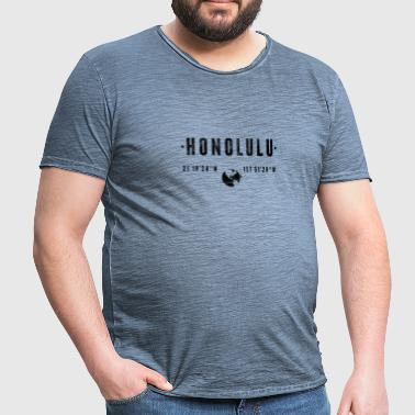 Honolulu - Men's Vintage T-Shirt
