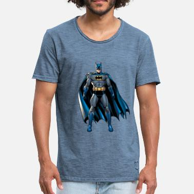 Batman DC Comics Batman Pose - T-shirt vintage Homme
