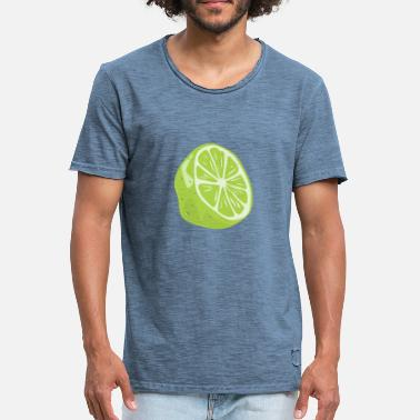 Citron Vert Citron vert citron vert - T-shirt vintage Homme