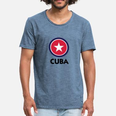 Republic Communist Communist Cuba - Men's Vintage T-Shirt