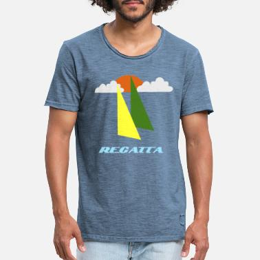 Regatta Regatta - Men's Vintage T-Shirt
